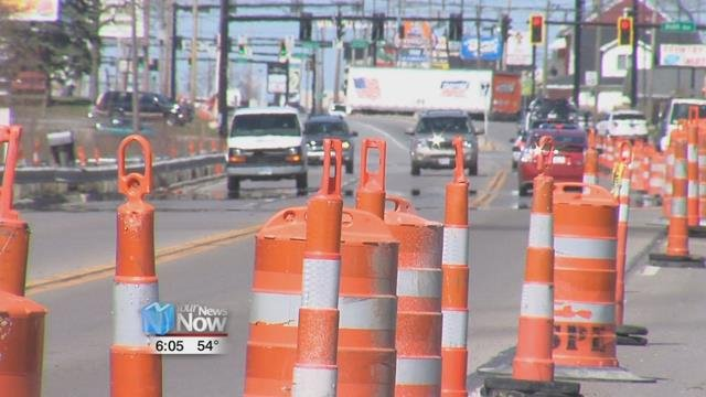 National Work Zone Safety Awareness Week' begins in North Carolina