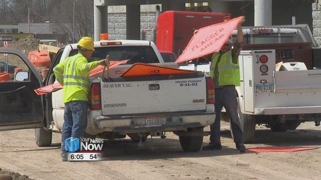 National Work Zone Safety Awareness Week' begins in North Carolina