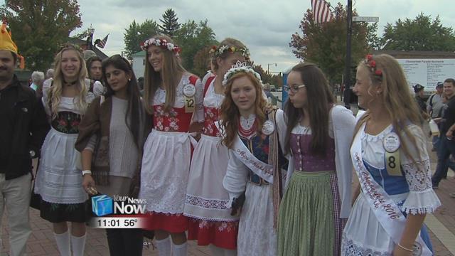 minster oktoberfest parade