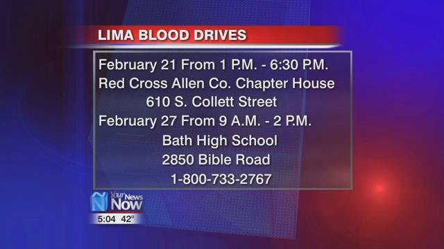 Hospital Auxiliary partners with Red Cross to host blood drive