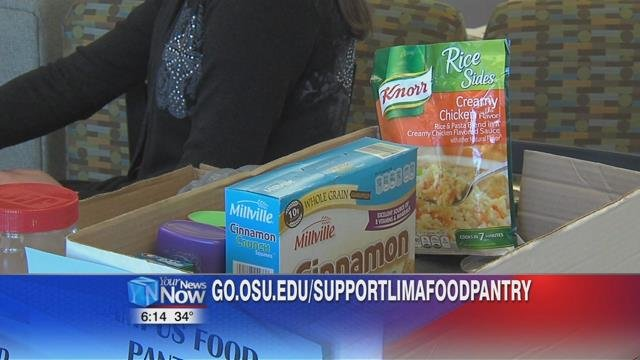 The public can also donate to the pantry: visit go.osu.edu/supportlimafoodpantry for details.