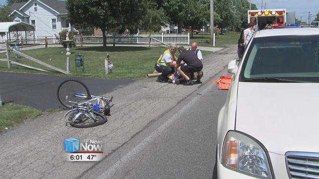 Officials say the goal is to reduce pedestrian fatality numbers and better traffic movement.