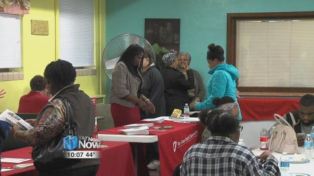 The Lima City Schools' Most Valuable Parent program invited grades five through twelve and their parents to attend Destination College Night at the New Life Church International in Lima.
