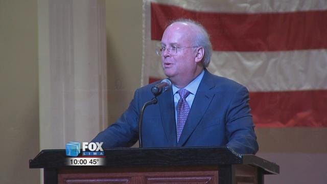 Rove also addressed Republican efforts to repeal and replace Obamacare.