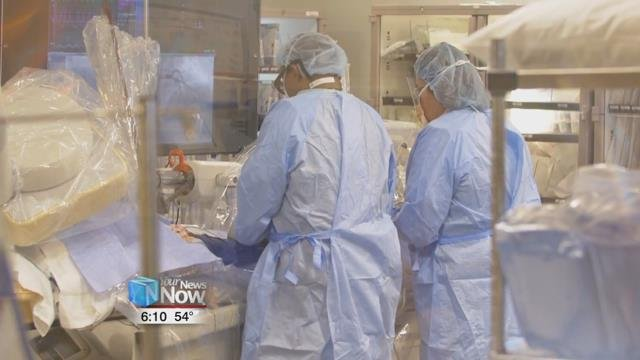 Lima Memorial celebrates the anniversary of first open heart surgery