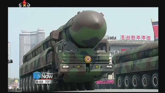 North Korea cranks the heat, threatens to sink USA ship