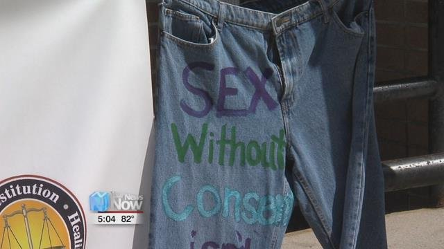 Denim Day campaign aims to bring awareness to sexual assault