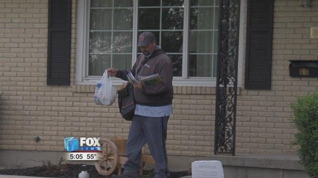 Mail carriers collecting food Saturday to Stamp Out Hunger