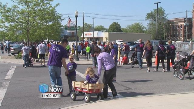 March for Babies is a way to show that people are ready to help and support babies born prematurely