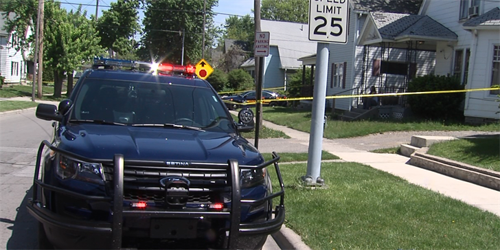 Lima Police were called out to a scene in the 300 block of N. Collect Street, Sunday. Due to a gunfire exchange between two groups of young men
