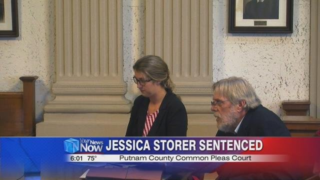 28-year-old Jessica Storer will be serving two year in prison for engaging in sex with a Pandora Gilboa student back in November.
