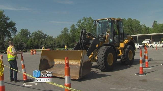 The eight counties in ODOT's region participated in the Roadeo and the winners will be able to move on to the state competition this fall.