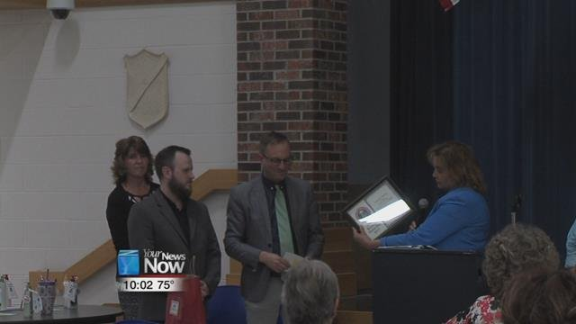 For the last four years, Lima City Schools have been bringing their respective volunteers together to be named and thanked for their service throughout the year.