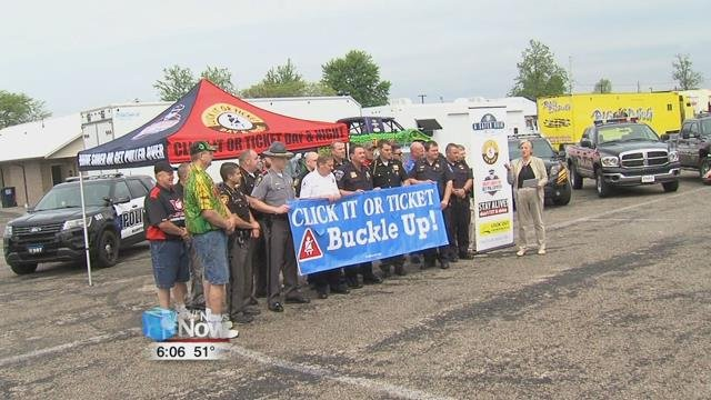 The area around the fairgrounds will have some increased enforcement with the 4-Wheel Jamboree over theweekend.