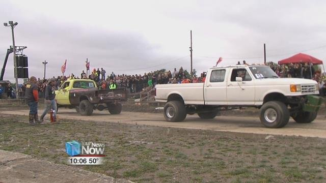 For the 14th year, tonight kicked off day one of the Tug a Truck at the Auglaize County Fairgrounds in Wapakoneta.