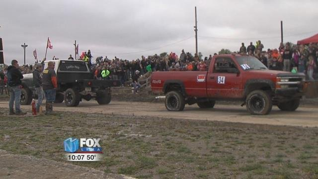 Trucks would face off against each other to find out who has the strongest vehicle.