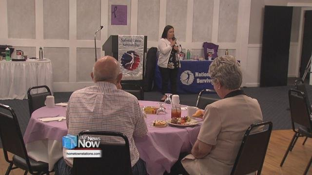 Vincent's hosts 30th Annual National Cancer Survivors Day