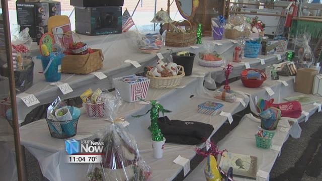 The annual festival is a fundraiser for the church parish.