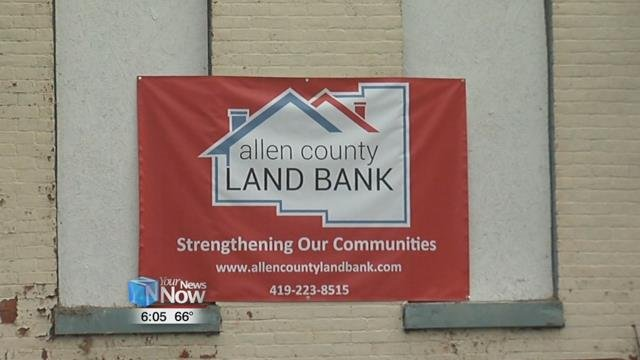 Gilroysays the main objective of the Land Bank is to get properties back to a productive use.