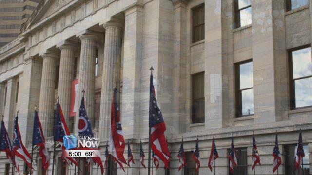 GOP Sen. Rob Portman of Ohio under pressure on health bill