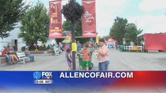 The fair runs from August 18th through the 26th.