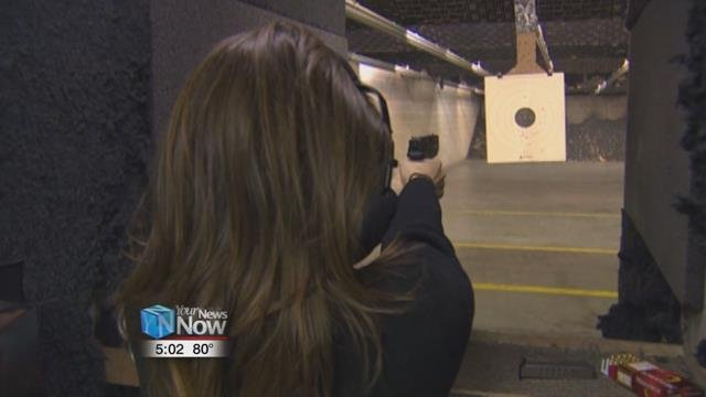 The law would lessen the penalty for gun owners who enter a gun-free zone with a concealed firearm knowingly or unknowingly.