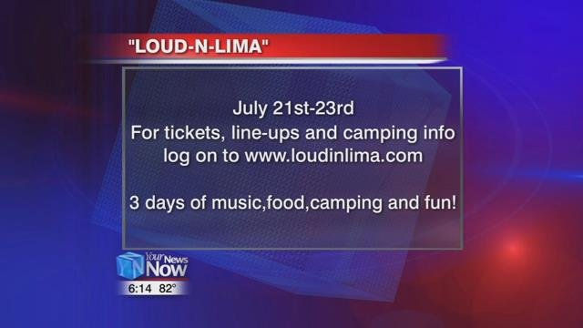 Show line-ups, day tickets, and weekend passes are available on their website at www.loudinlima.com.
