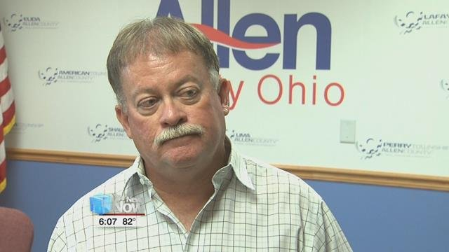 Allen County Commissioner Greg Sneary said the county needs the money because it is still dealing with the effects of the 2008-09 recession.