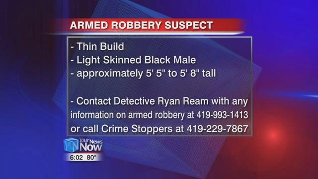 The suspect is described as a thin built, light skinned black male, and approximately 5'5 to 5'8 tall.