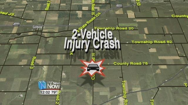 Troopers say 49-year-old Mark Maag of Ottawa failed to yield at a stop sign at County Road 78.