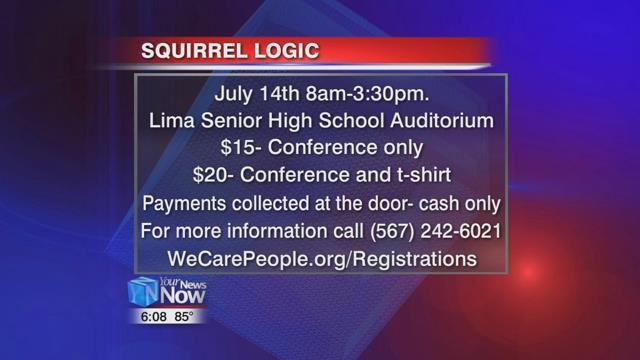 Registration starts at 7:30 a.m. and for more information you can call 567-242-6021 or register online at http://www.wecarepeople.org/registrations.