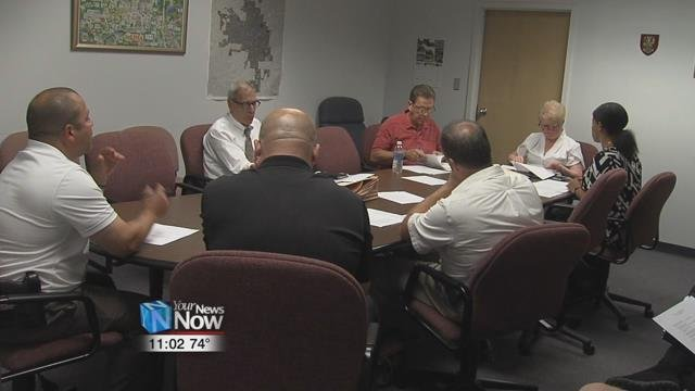 Lima's Civil Service Board continues to look at going with a different company when it comes to issuing civil service exams for the detective position.