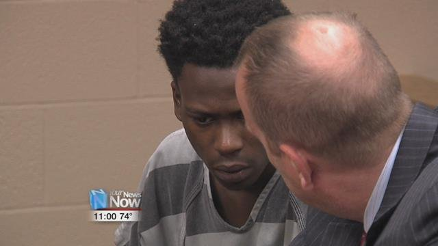 18-year-old Daquan Burse indicted with negligent homicide for the death of 16-year-old  Dasmine Omosikeji.