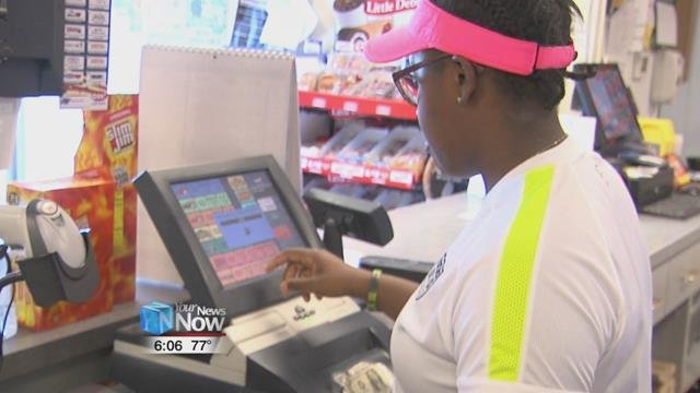 The Powerball has also reached over $300 million.
