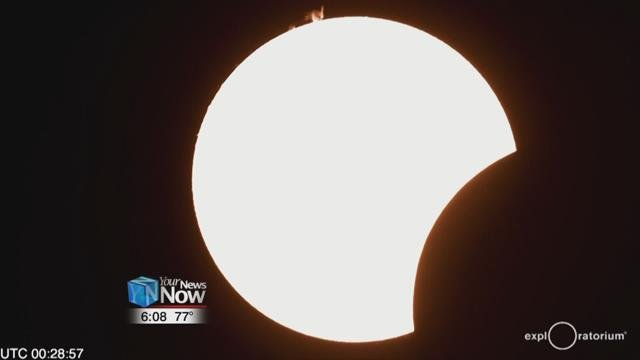 On Monday, August 21, 2017,the solar eclipse will put a ribbon of the U.S. in darkness.
