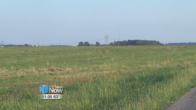 A partnership between two agriculture based families want to build a six barn, 4,500 cow operation, on an 82 acre piece of land just off of U.S. 33, west of Neptune.