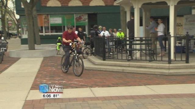 Walk, bike, or bus is what the Allen County Bike and Pedestrian Task Force is encouraging Allen County residents to do.