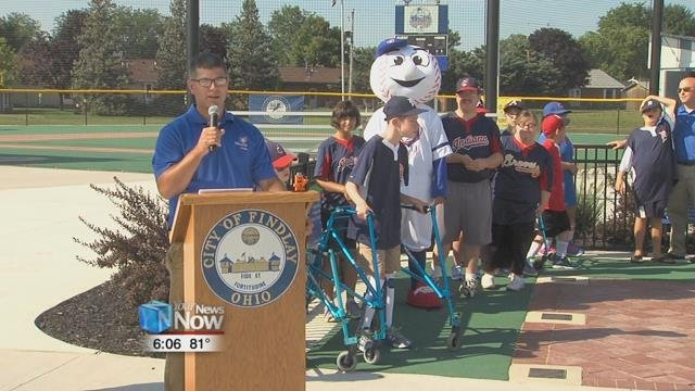 Thursday, the Miracle League of Findlay announced that Miracle Park at the Marathon Diamonds will be next in line, playing host to the 2018 all-star weekend festivities.