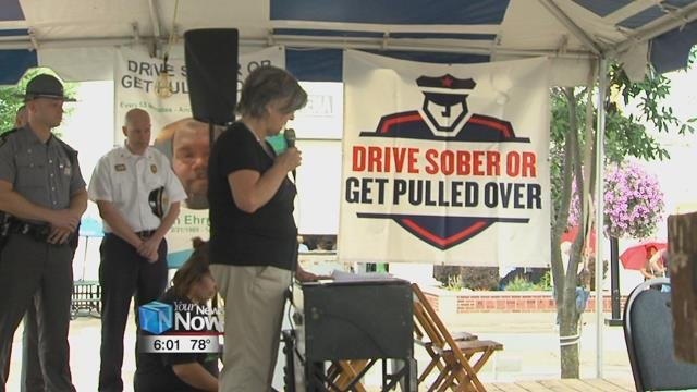 Now through Labor Day, police will be out in full force with a zero tolerance for impaired driving.