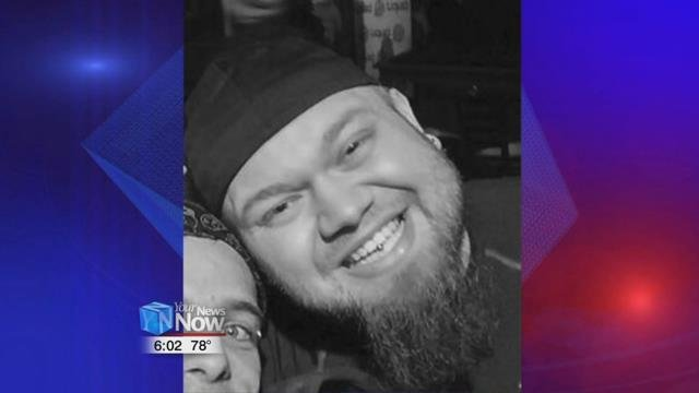 Aaron Erhnsberger was killed May 31, 2015 in a hit and run on Allentown Road.