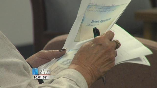 If passed by voters in November, everyone located in the City of Lima will automatically be enrolled in the program, except for those who elect to opt out.