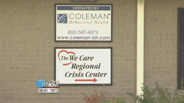 Coleman Behavioral Health recently partnered up with St. Rita's to start a new medication management withdrawal program.