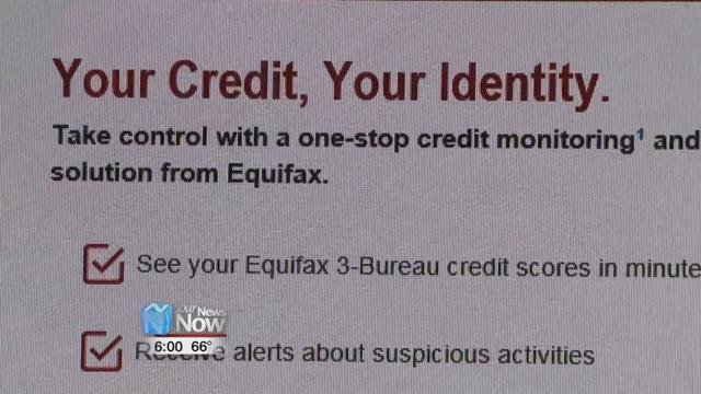 One of the three major U.S. credit bureaus, Equifax, has been hacked, and they say that that means that an estimated 143 million U.S. consumers have now been exposed to the threat of identity theft.