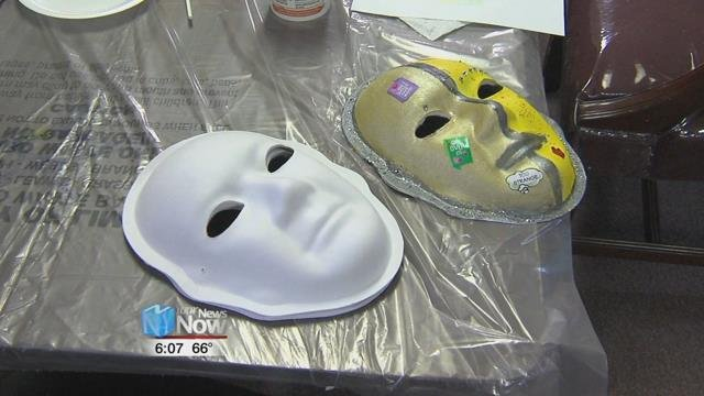 You can pick up a mask at Changing Seasons at 136 South West Street.