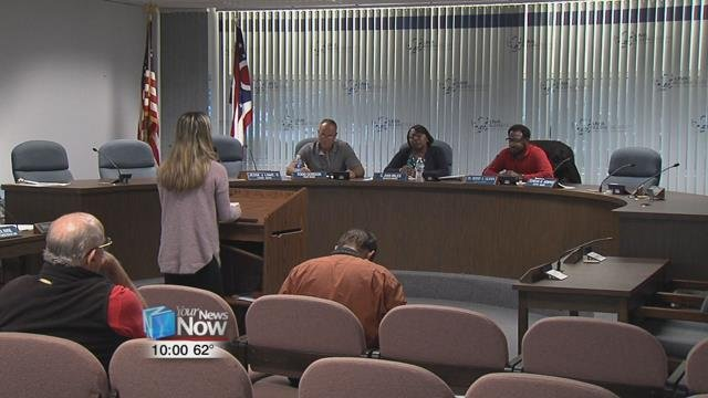 The Safety Services Committee heard from the public Wednesday night, both pro and con, on the issue of selling medical marijuana in the city limits.