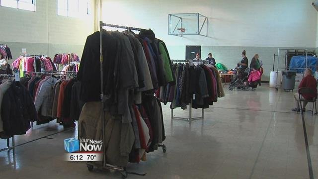 The Salvation Army is still collecting donations for the annual coat for families distribution that will be held in October for families that need coats before the weather gets cold.