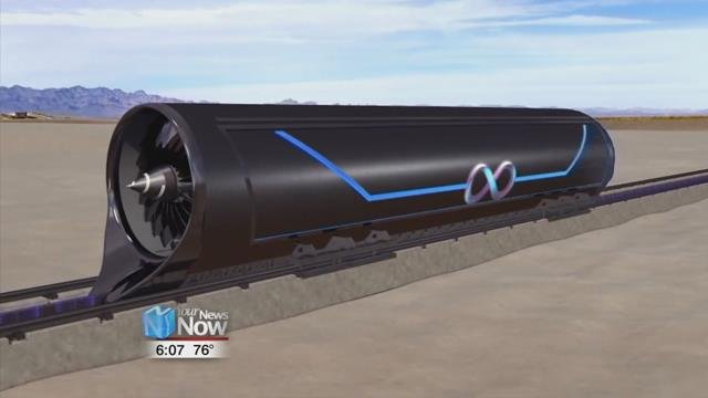 Hyperloop One announced its 10 finalists for their global challenge, Ohio being one of them.
