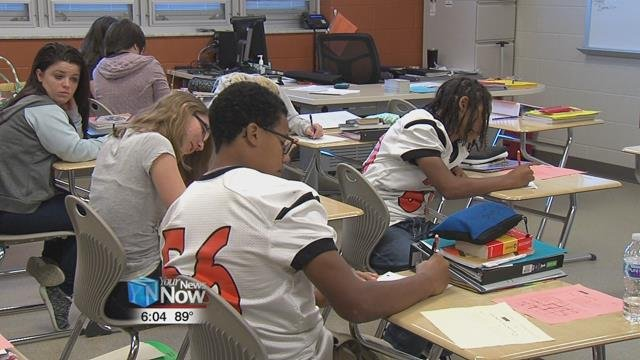 The school district has teamed up with Allen County Crime Victim Services teach students about safe dating.