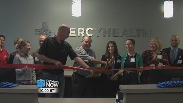The Bluffton Family Health Center will be providing primary care for the community along with an x-ray and lab.