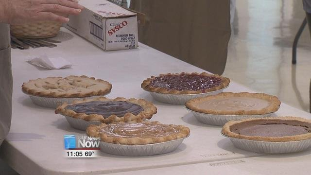 The Petersburg Parishes hosted a pie baking class for those that wanted to learn more about baking pies and pastries alike, taught by retired home economics teacher Sue Lengerich.